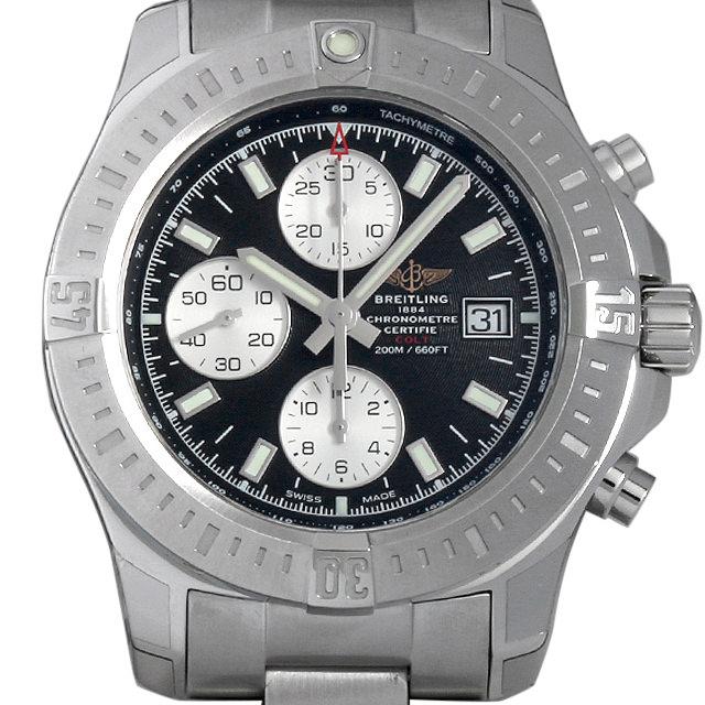 【48回払いまで無金利】ブライトリング コルト・クロノグラフ・オートマチック A181B83PCS(A13388) メンズ(006MBRAR0008)【新品】【腕時計】【送料無料】