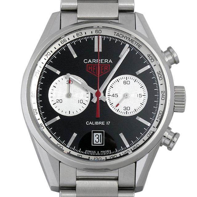 タグホイヤー カレラ クロノグラフ キャリバー17 CV211D.BA0739 メンズ(007NTHAN0163)【新品】【腕時計】【送料無料】