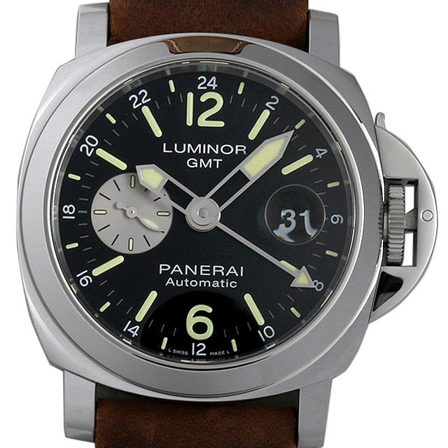 【48回払いまで無金利】パネライ ルミノール GMT オートマティック アッチャイオ T番 PAM01088 メンズ(0FHMOPAN0001)【新品】【腕時計】【送料無料】