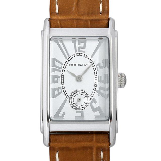 【48回払いまで無金利】ハミルトン アードモア ラージ H11411553 メンズ(007GHMAN0001)【新品】【腕時計】【送料無料】