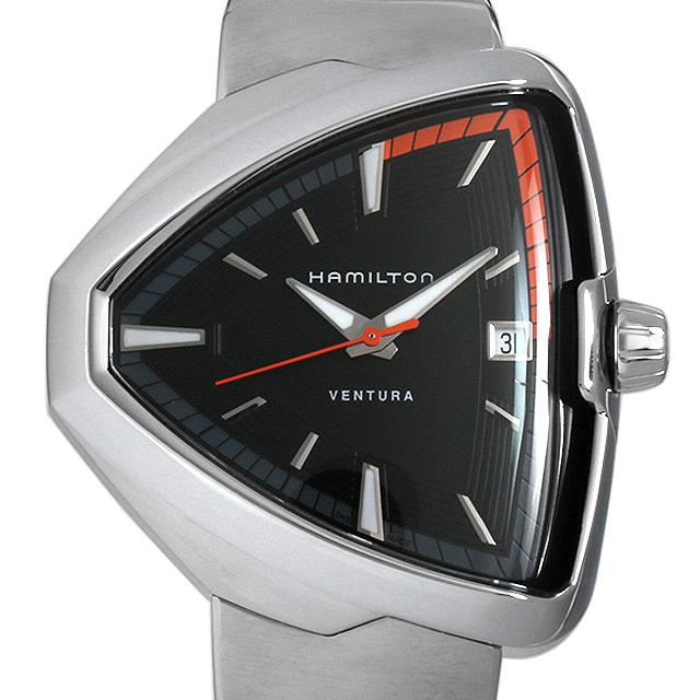 【48回払いまで無金利】ハミルトン ベンチュラ Elvis80 H24551131 メンズ(007SHMAN0015)【新品】【腕時計】【送料無料】