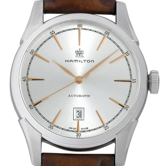 【48回払いまで無金利】ハミルトン スピリット オブ リバティ H42415551 メンズ(006THMAN0145)【新品】【腕時計】【送料無料】
