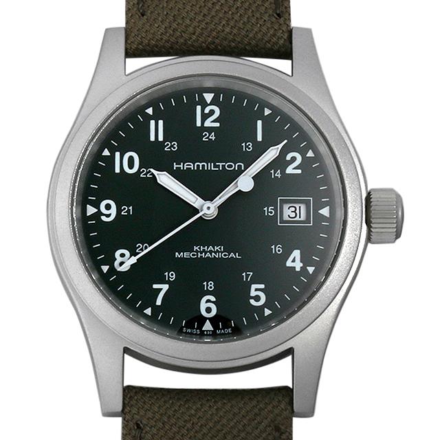 【48回払いまで無金利】ハミルトン カーキ フィールド メカ H69419363 メンズ(007SHMAN0004)【新品】【腕時計】【送料無料】