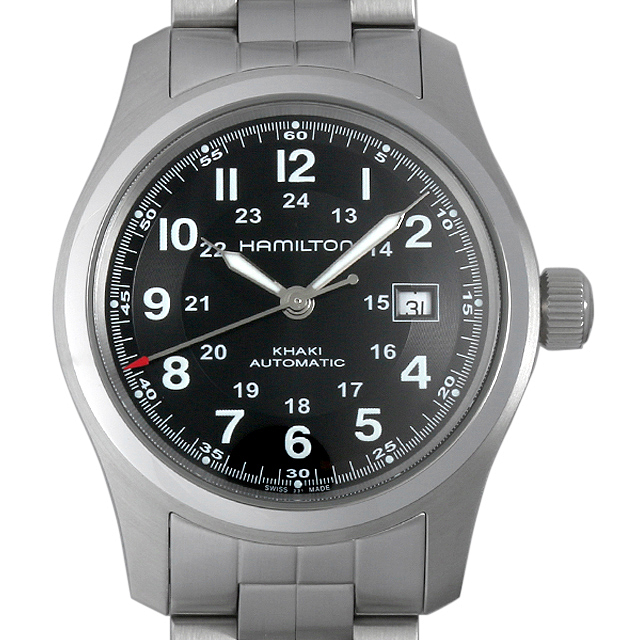 【48回払いまで無金利】ハミルトン カーキ フィールド H70515137 メンズ(007SHMAN0018)【新品】【腕時計】【送料無料】