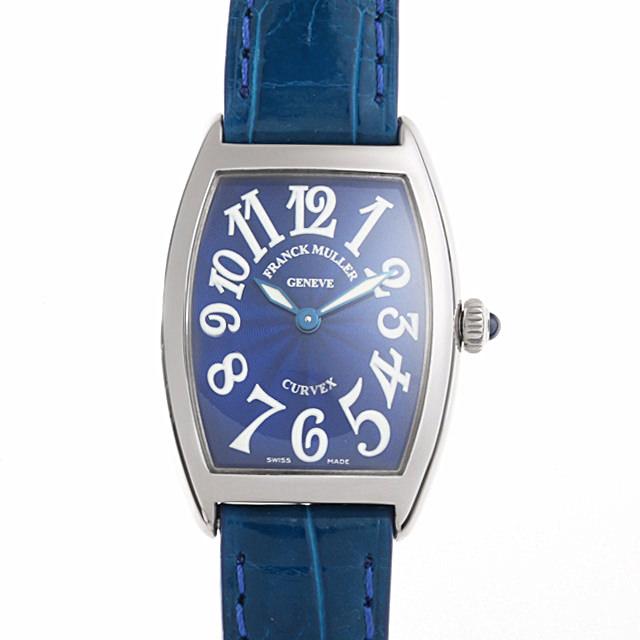 【48回払いまで無金利】SALE フランクミュラー トノーカーベックス 1752QZ OG レディース(001HFRAU0053)【中古】【腕時計】【送料無料】