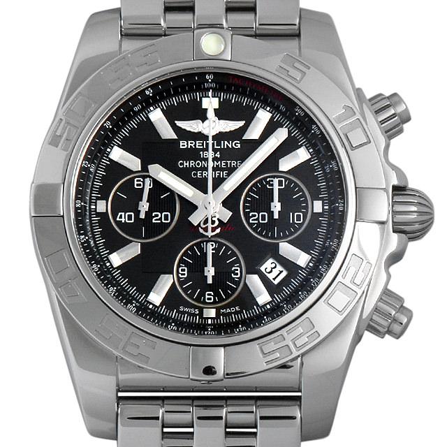 【48回払いまで無金利】ブライトリング クロノマット44 A011M24PA メンズ(006XBRAU0079)【中古】【腕時計】【送料無料】