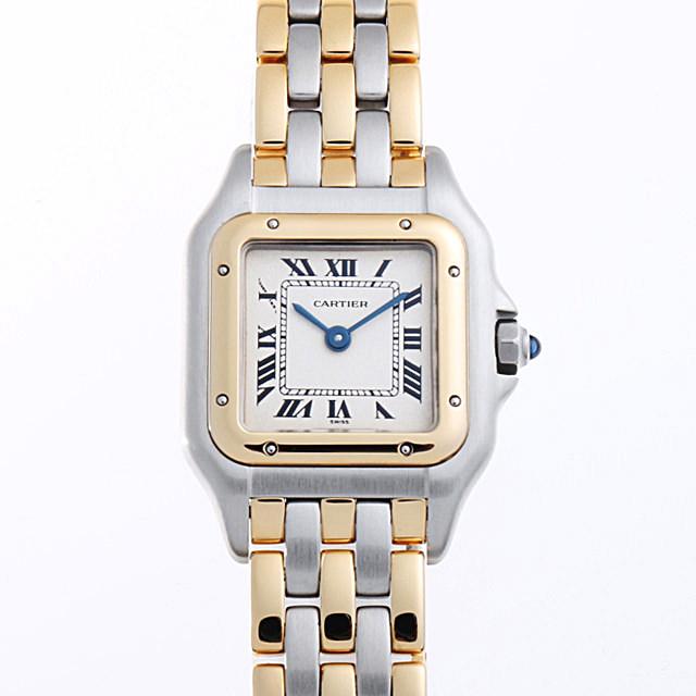 【48回払いまで無金利】カルティエ パンテール 3ROW SM W25029B8 レディース(006XCAAU0111)【中古】【腕時計】【送料無料】