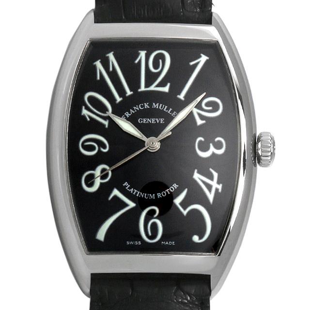 【48回払いまで無金利】フランクミュラー トノーカーベックス 6850SC AC メンズ(006XFRAU0098)【中古】【腕時計】【送料無料】