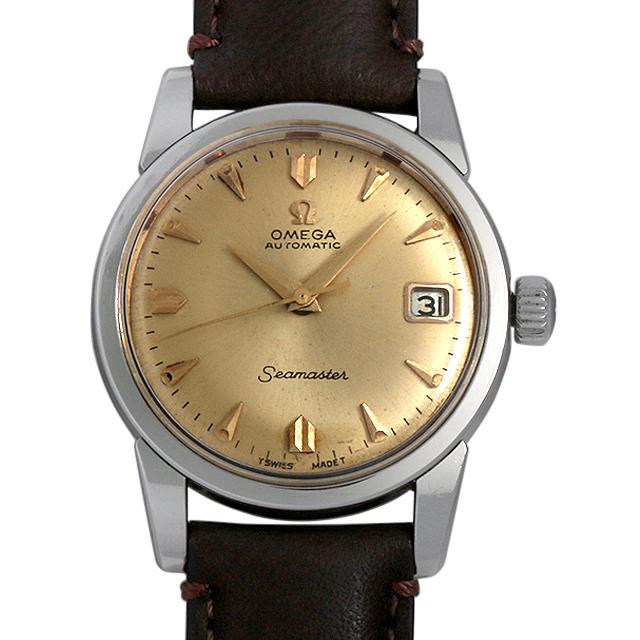 【48回払いまで無金利】オメガ シーマスター 2846-7SC メンズ(006XOMAA0022)【アンティーク】【腕時計】【送料無料】