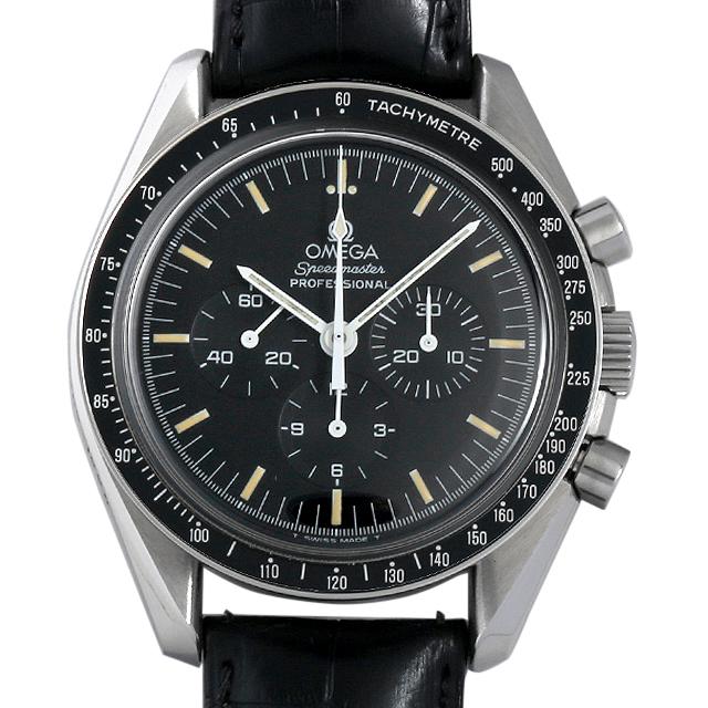 【48回払いまで無金利】オメガ スピードマスター アポロ25周年限定モデル 3891.5081 メンズ(006XOMAU0032)【中古】【腕時計】【送料無料】