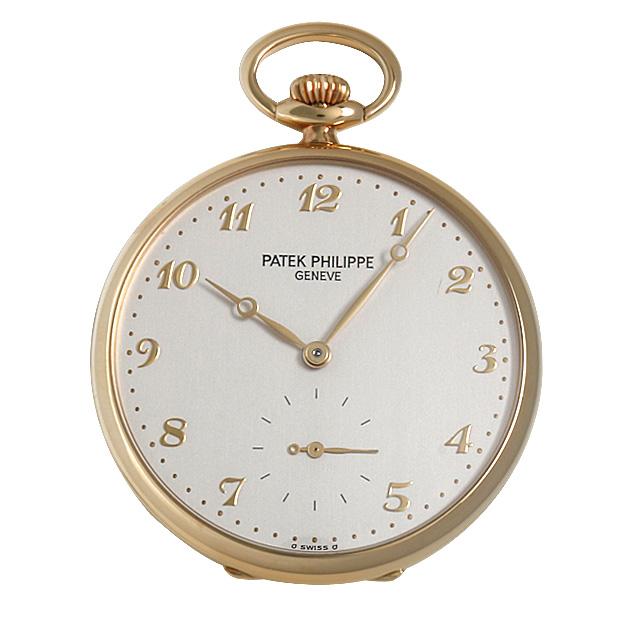 【48回払いまで無金利】パテックフィリップ ポケットウォッチ 973J メンズ(006XPPAU0077)【中古】【腕時計】【送料無料】