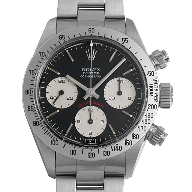 【48回払いまで無金利】ロレックス デイトナ 61番 6265 ビッグデイトナ メンズ(006XROAA0070)【アンティーク】【腕時計】【送料無料】