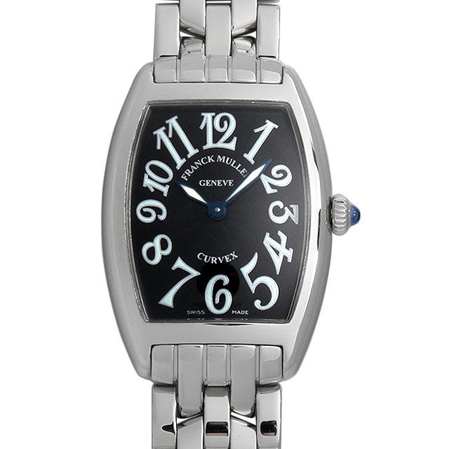 【48回払いまで無金利】フランクミュラー トノーカーベックス 1752QZ OAC レディース(009VFRAU0058)【中古】【腕時計】【送料無料】