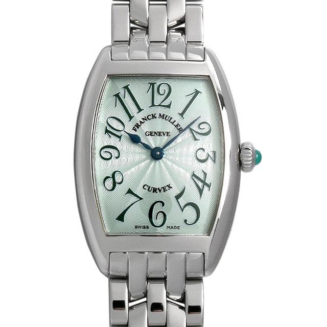 【48回払いまで無金利】フランクミュラー トノーカーベックス 1752QZ OAC レディース(0A89FRAU0006)【中古】【腕時計】【送料無料】