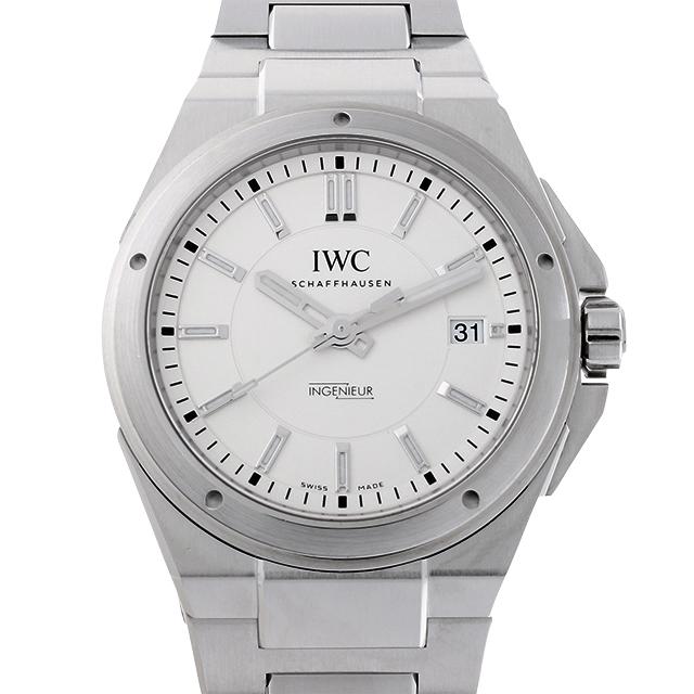 【48回払いまで無金利】IWC インヂュニア オートマティック IW323904 メンズ(0DA8IWAU0002)【中古】【腕時計】【送料無料】