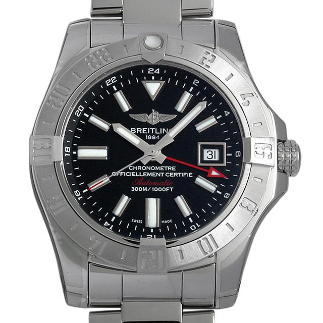 【48回払いまで無金利】ブライトリング アベンジャーII GMT A329B35PSS(A32390) メンズ(009FBRAN0010)【新品】【腕時計】【送料無料】