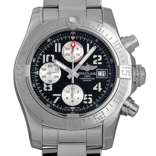 【48回払いまで無金利】ブライトリング アベンジャーII A339B33PSS(A13381) メンズ(009FBRAN0003)【新品】【腕時計】【送料無料】