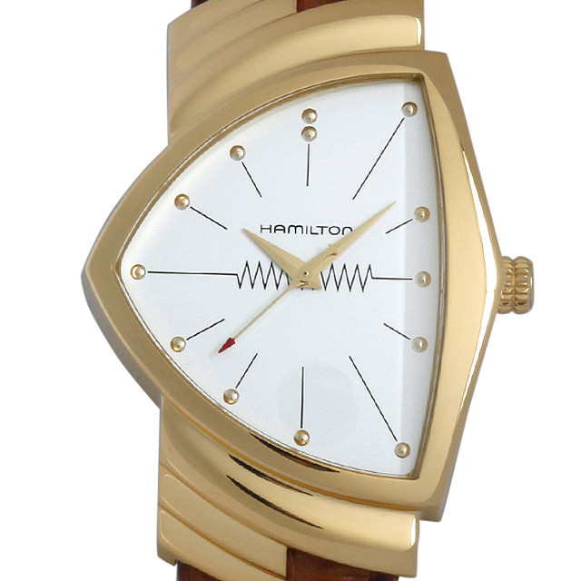 【48回払いまで無金利】ハミルトン ベンチュラ クォーツ H24301511 メンズ(006THMAN0133)【新品】【腕時計】【送料無料】