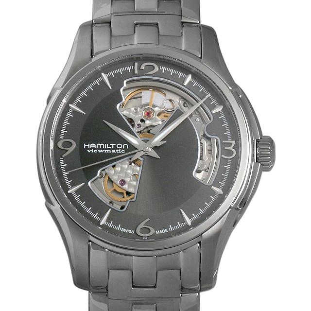 【48回払いまで無金利】ハミルトン ジャズマスターオープンハート H32565185 メンズ(004UHMAN0010)【新品】【腕時計】【送料無料】