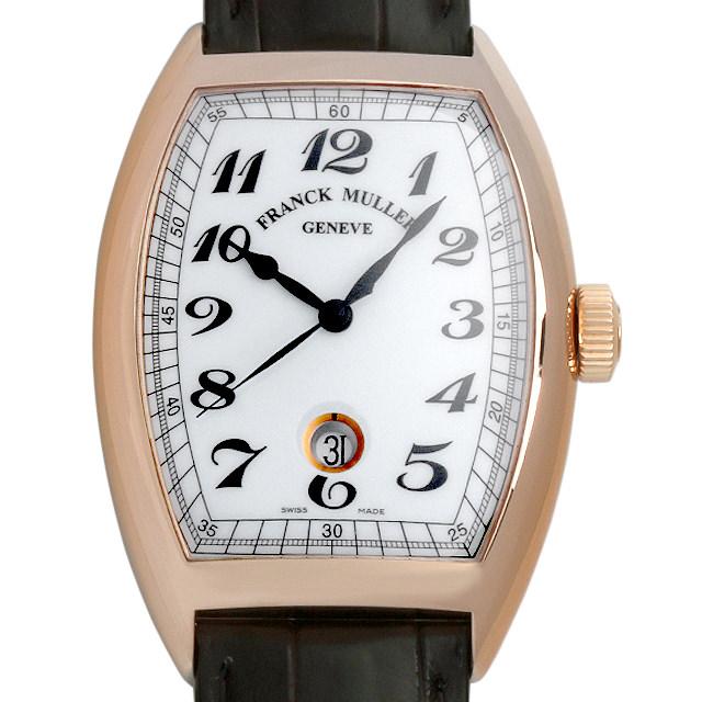【48回払いまで無金利】SALE フランクミュラー トノーカーベックス ヴィンテージ 8880B SCDT VIN 5N メンズ(001HFRAU0054)【中古】【腕時計】【送料無料】