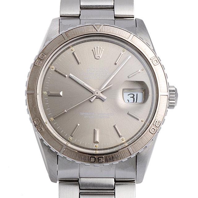 【48回払いまで無金利】ロレックス デイトジャスト ターノグラフ サンダーバード 60番 16250 メンズ(001HROAU0087)【中古】【腕時計】【送料無料】
