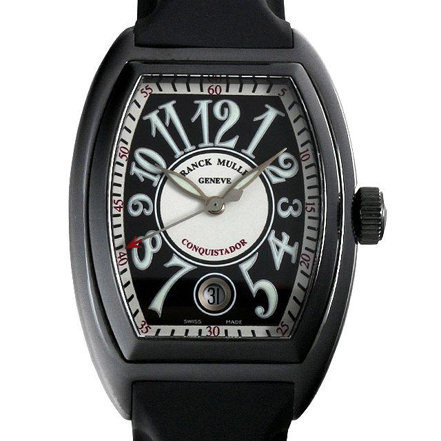 【48回払いまで無金利】SALE フランクミュラー コンキスタドール 日本100本限定 8000SCJ メンズ(006TFRAU0004)【中古】【腕時計】【送料無料】