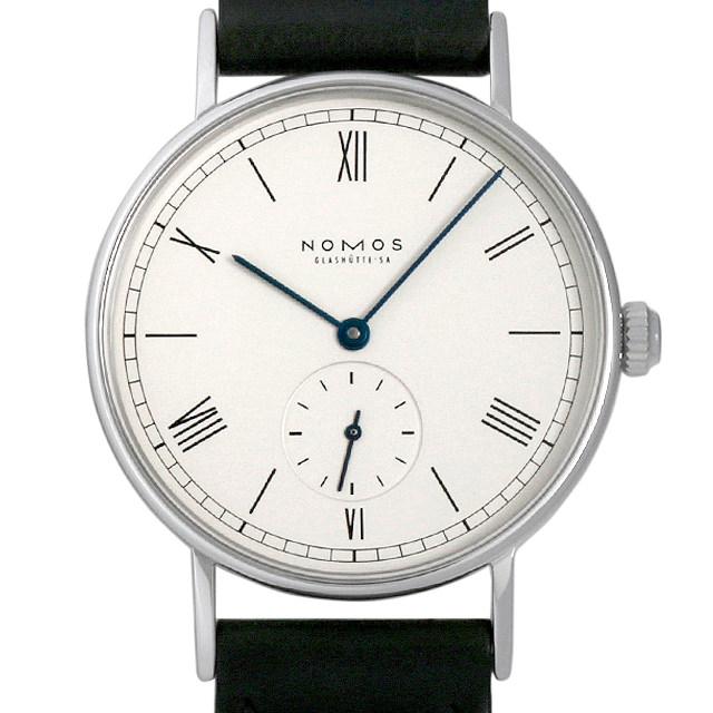 【48回払いまで無金利】ノモス ラドウィグ 35 LD1A2W2(205) メンズ(006TNOAU0001)【中古】【腕時計】【送料無料】
