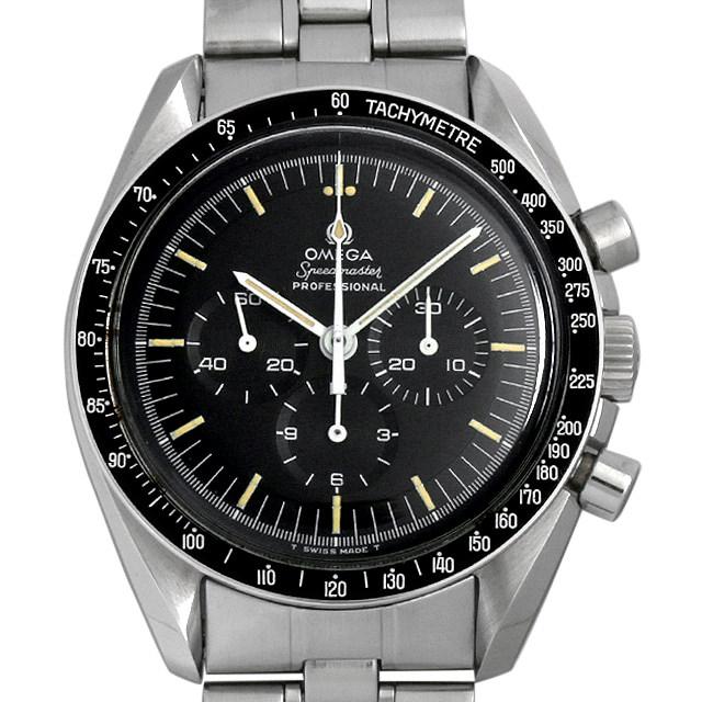 【48回払いまで無金利】オメガ スピードマスター プロフェッショナル USA限定 Cal.861 ST145.0022 メンズ(007UOMAA0021)【アンティーク】【腕時計】【送料無料】
