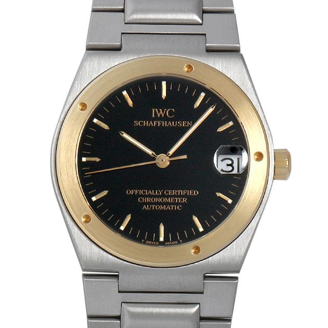 【48回払いまで無金利】IWC インヂュニア IW352104(3521-004) インジュニア メンズ(0D6ZIWAU0001)【中古】【腕時計】【送料無料】