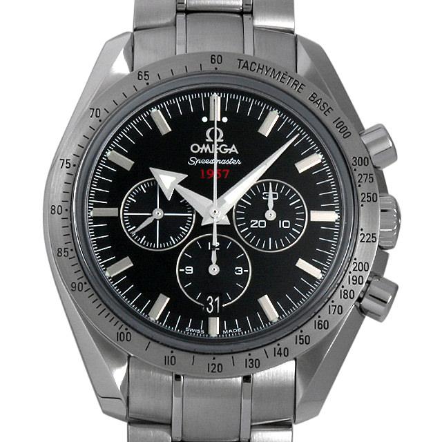 【48回払いまで無金利】オメガ スピードマスター ブロードアロー 50周年記念モデル 321.10.42.50.01.001 メンズ(0068OMAN0003)【新品】【腕時計】【送料無料】
