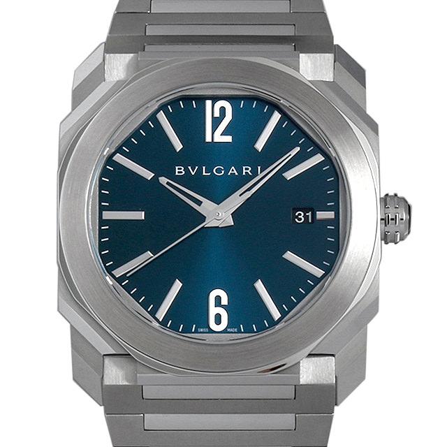 【48回払いまで無金利】ブルガリ オクト ソロテンポ BGO38C3SSD メンズ(0671BVAN0026)【新品】【腕時計】【送料無料】