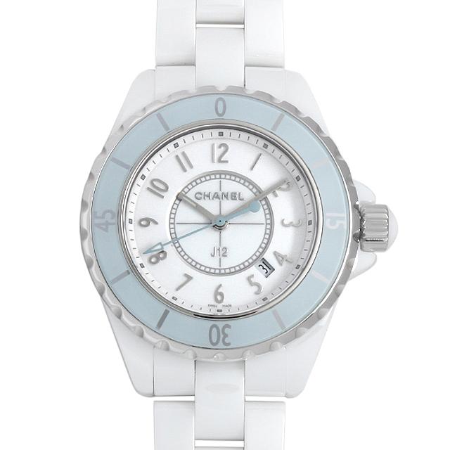 【48回払いまで無金利】シャネル J12 ソフトミント リミテッド H4464 レディース(004UCHAN0004)【新品】【腕時計】【送料無料】