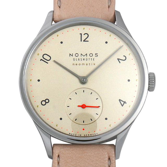【48回払いまで無金利】ノモス ミニマティック シャンペイナー MM130011CH2(1204) メンズ(002GNOAR0026)【新品】【腕時計】【送料無料】