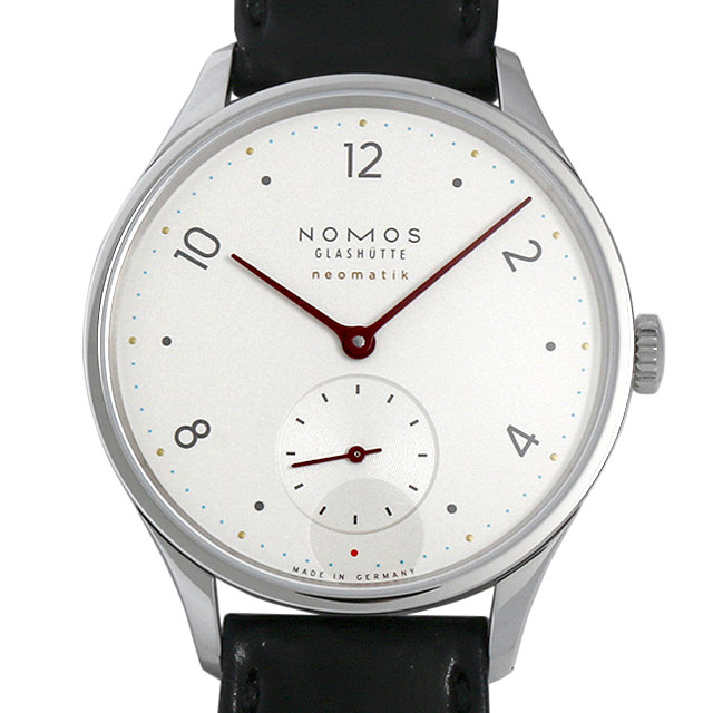 【48回払いまで無金利】ノモス ミニマティック MM130011W2(1203) メンズ(0064NOAR0016)【新品】【腕時計】【送料無料】