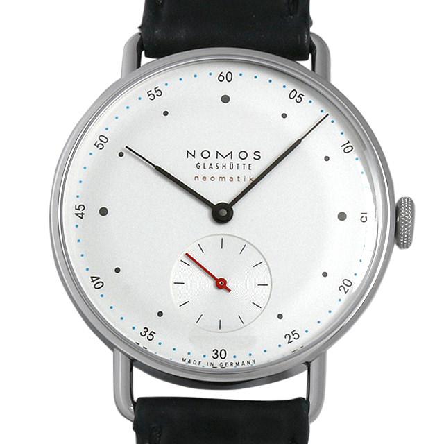 【48回払いまで無金利】ノモス メトロ ネオマティック MT130014W2(1106) メンズ(0671NOAN0048)【新品】【腕時計】【送料無料】