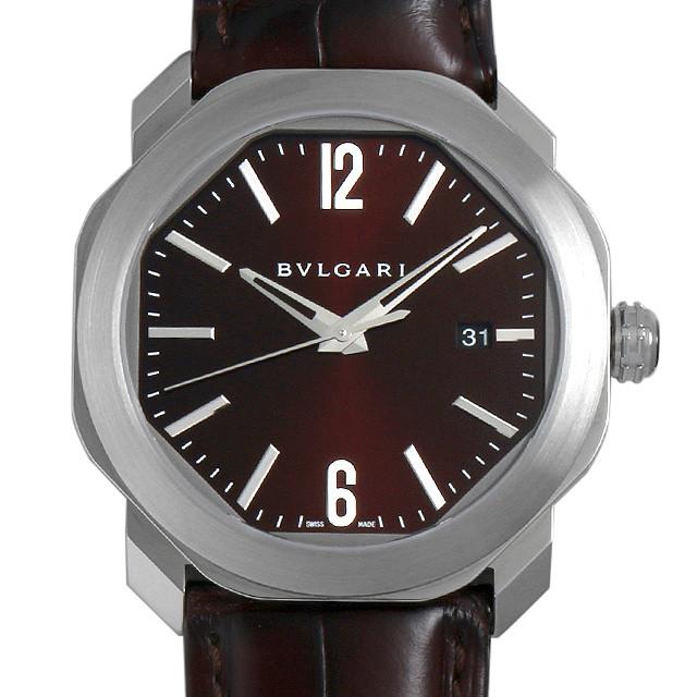 【48回払いまで無金利】ブルガリ オクト ローマ OC41C1SLD メンズ(006TBVAN0006)【新品】【腕時計】【送料無料】