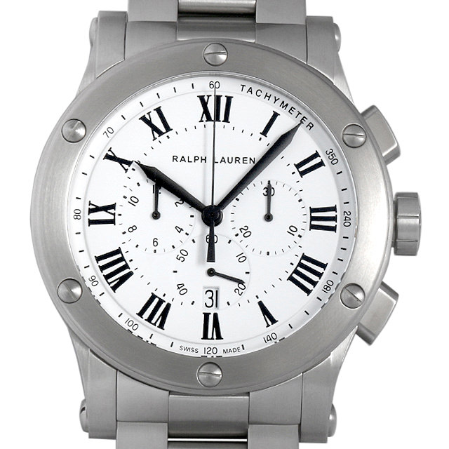 【48回払いまで無金利】ラルフローレン スポーティング クロノグラフ RLR0230001 メンズ(006TRALN0001)【新品】【腕時計】【送料無料】