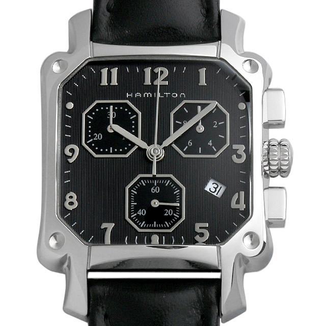 【48回払いまで無金利】ハミルトン ロイド クロノ クォーツ H19412733 メンズ(006THMAN0131)【新品】【腕時計】【送料無料】