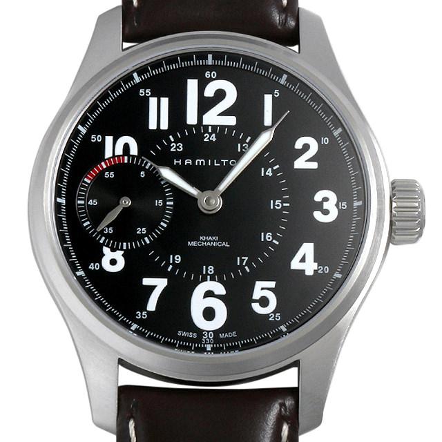 【48回払いまで無金利】ハミルトン カーキオフィサー メカ H69619533 メンズ(006THMAN0006)【新品】【腕時計】【送料無料】