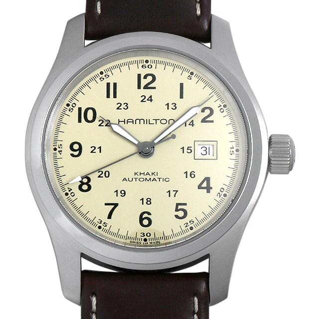 【48回払いまで無金利】ハミルトン カーキフィールド オート H70555523 メンズ(006THMAN0008)【新品】【腕時計】【送料無料】
