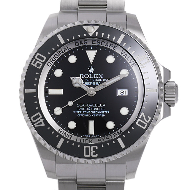 【48回払いまで無金利】ロレックス ディープシー V番 116660 マークIダイヤル メンズ(006XROAU0573)【中古】【腕時計】【送料無料】