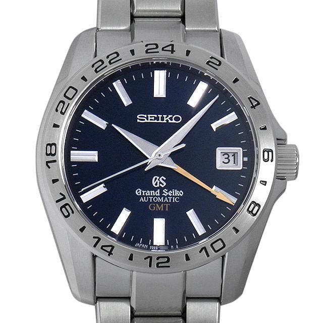 【48回払いまで無金利】グランドセイコー メカニカル GMT 10周年記念モデル SBGM029 メンズ(006XSEAU0067)【中古】【腕時計】【送料無料】