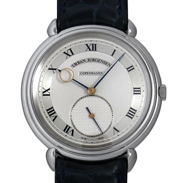 【48回払いまで無金利】ウルバン ヤーゲンセン リファレンス ビッグ8 Ref.8 メンズ(006XURAU0002)【中古】【腕時計】【送料無料】