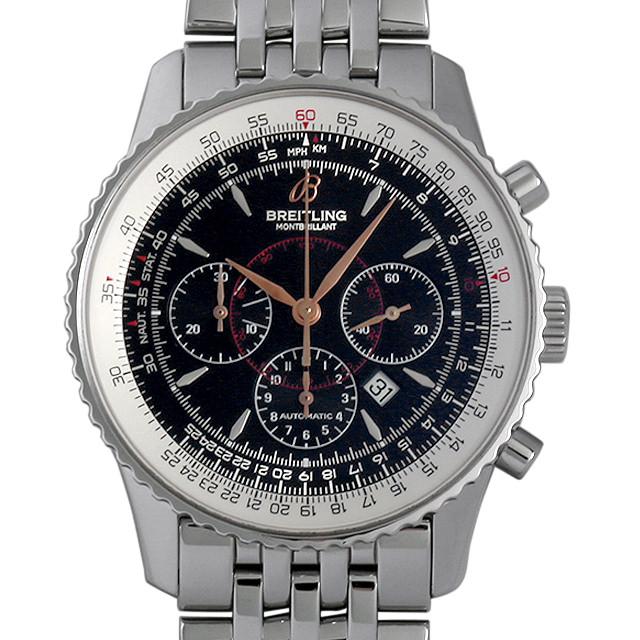 【48回払いまで無金利】ブライトリング ナビタイマー モンブリラン A41370 メンズ(007UBRAU0056)【中古】【腕時計】【送料無料】