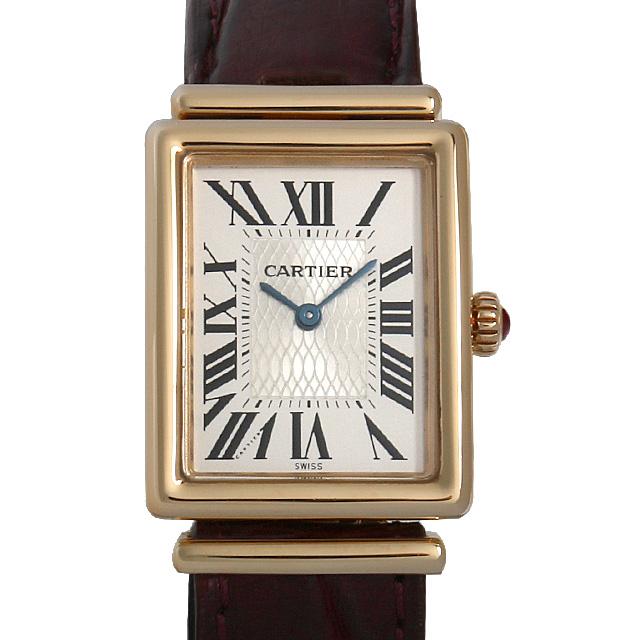 【48回払いまで無金利】カルティエ レクタンレギュラー 150周年モデル W1524257 レディース(029ICAAU0003)【中古】【腕時計】【送料無料】