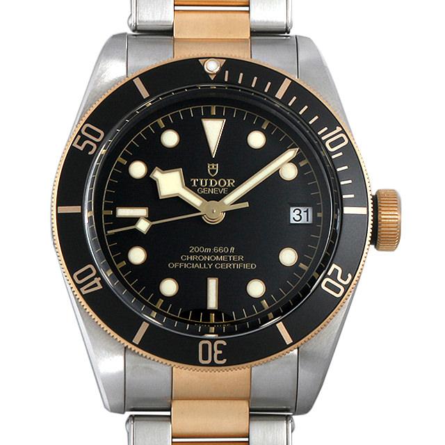 【48回払いまで無金利】チュードル ヘリテージ ブラックベイ 79733N メンズ(0FHMTUAN0008)【新品】【腕時計】【送料無料】
