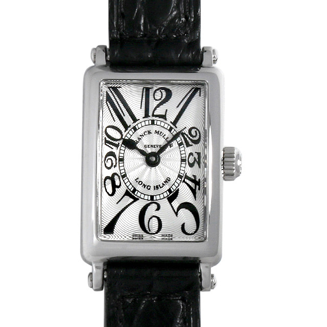 【48回払いまで無金利】フランクミュラー ロングアイランド レディース プティ 802QZ AC レディース(0066FRAN0007)【新品】【腕時計】【送料無料】