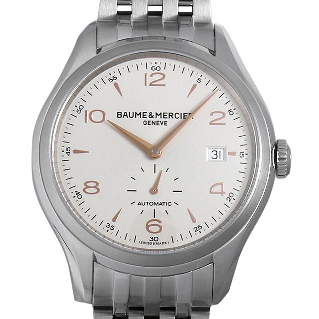 【48回払いまで無金利】ボーム&メルシエ クリフトン MOA10141 メンズ(0066BMAN0007)【新品】【腕時計】【送料無料】