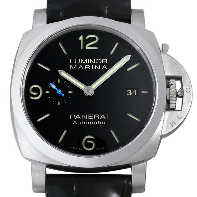 【48回払いまで無金利】パネライ ルミノール マリーナ 1950 3デイズ オートマティック アッチャイオ PAM01312 メンズ(0018OPAN0014)【新品】【腕時計】【送料無料】