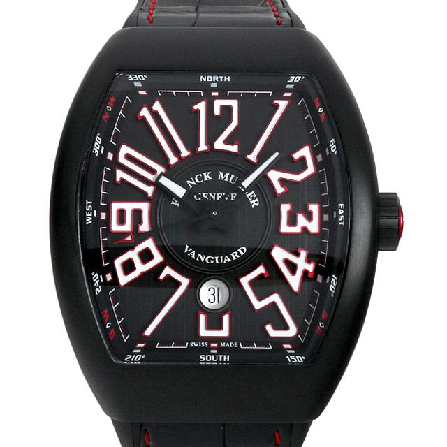 【48回払いまで無金利】フランクミュラー ヴァンガード V45 SC DT TT NR BR メンズ(0066FRAN0041)【新品】【腕時計】【送料無料】